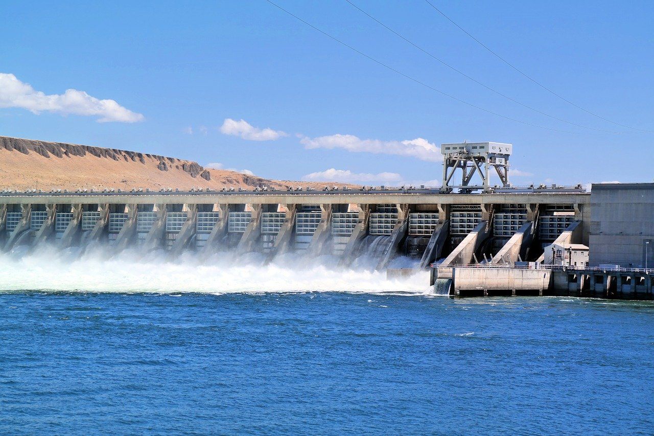hydroelectric power photo
